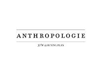 Anthropologie Buying Plan