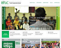 Bangladesh Youth Leadership Center's Official Website