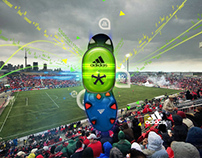 ADIDAS Predator Boot and MiCoach Device Commercial