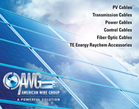 American Wire Group Solar Cable Line Card