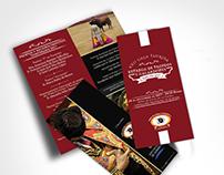 Diseño de Cartel XXII Gala Taurina