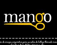 "Imagen corporativa ""Mango"" salon"