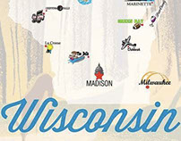 Wisconsin Posters