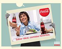 Campaña Mundial Coca-Cola Meals - G2 - Gary Land