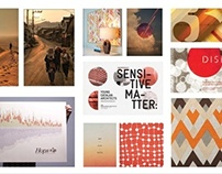 Design Direction Moodboards