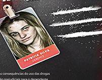 Drogas - Governo de Mato Grosso