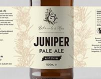 Botanicals & Hops Juniper Pale Ale