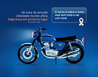 MotoSegura - Novembro Azul