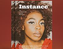 Instance Fashion Magazine