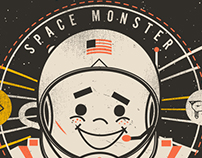 Space Monster Kill Squad