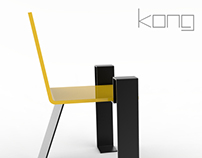 Kong | Furniture | 2012
