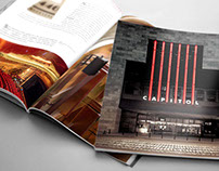 Book/Photo album for CAPITOL THEATRE Wroclaw