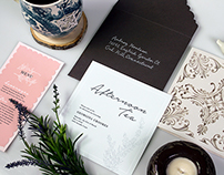 Afternoon Tea Stationery