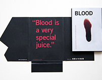 BLOOD EXHIBITION DESIGN