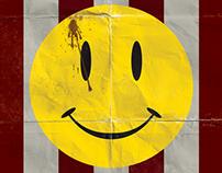 Watchmen Minimalist Posters