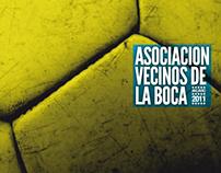 Anuario Asociación Vecinos de La Boca