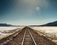 Of salt deserts and volcanoes