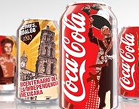 Coca-Cola Bicentenario 3D Visualization