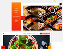 Meal Box | Website Redesign