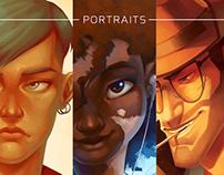 PORTRAITS_Collection # 01