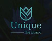 Luxurious Logo-Unique the Brand