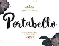 Portabello Script