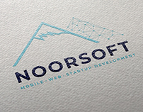 Logotype for NOORSOFT
