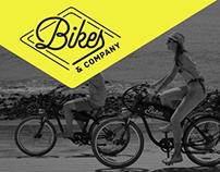 Bikes & Company // Branding / Web
