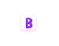 Free download B app logo icon