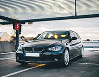 BMW 3er @autickar.cz