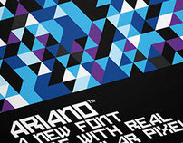 Ariano - New font coming soon