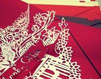 Paper Carvings