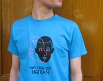 We are all Haitian T-shirt