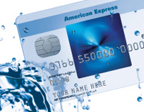 American Express Blue Launch Campaign (Integrated)