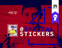 #SpecialStickers