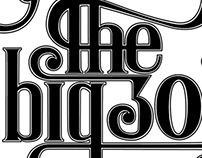 The big three - o