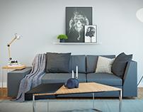 Restoration - Livingroom - Netherlands
