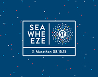 SeaWheeze Half Marathon Branding for Lululemon
