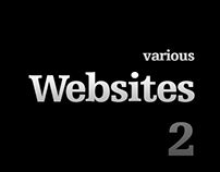 Various Websites 2