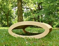 LENTIL garden chair
