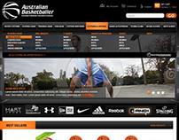 Australian Basketballer