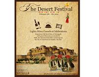 Suryagarh, Jaisalmer - Emailers & Promotional Posters