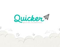 Quicker | Diseño de Logo