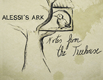 Alessi´s Ark Album Cover Contest