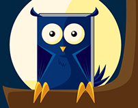 Hoot: The Book Owl