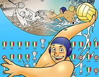 Pro Recco Story (Comic Book)
