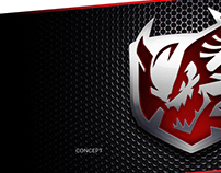 Demon Challenger SRT® Demon - Concept Logo
