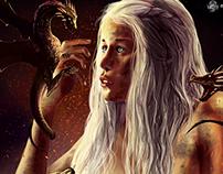 Fantasy Portrait · Jan 2015