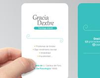 Branding y tarjetas personales
