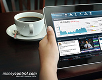 moneycontrol.com - iPad app